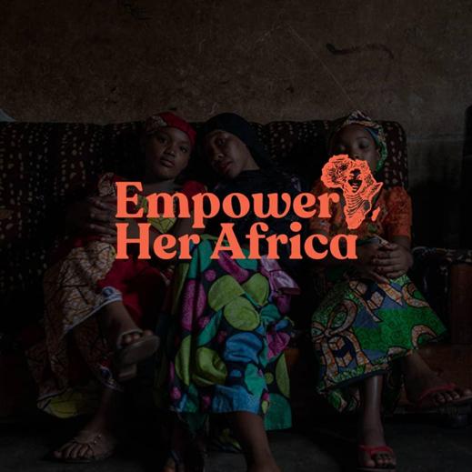 empower her africa image